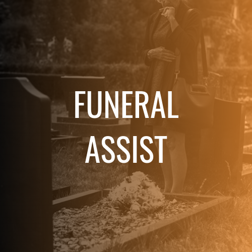 funeral assistance rsi