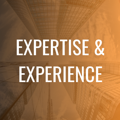expertise and experience rsi