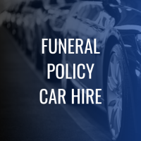 funeral policy car hire rsi